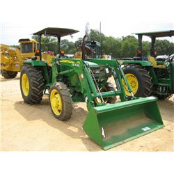 JOHN DEERE 5075E 4X4 FARM TRACTOR