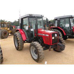 MASSEY FERGUSON 481 4X4 FARM TRACTOR