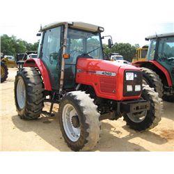 MASSEY FERGUSON 4345 4X4 FARM TRACTOR