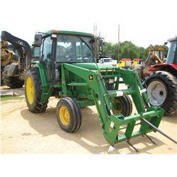 JOHN DEERE 6405 2 WD FARM TRACTOR