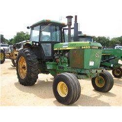 JOHN DEERE 4450 FARM TRACTOR