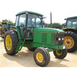 JOHN DEERE L6605H FARM TRACTOR