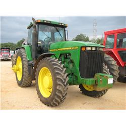JOHN DEERE 8300 4X4 FARM TRACTOR