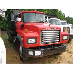 1995 MACK RD690S T/A WATER TRUCK