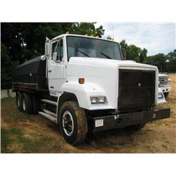1987 FREIGHTLINER T/A WATER TRUCK