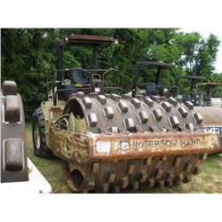 INGERSOLL RAND SD100F PRO PAC VIBRATORY ROLLER