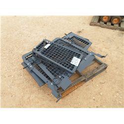 SCREENS FOR JOHN DEERE 650J CRAWLER TRACTOR