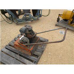 MBW PACKER 4HP GAS ENGINE