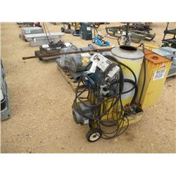 JENNY 1560 STEAM CLEANER