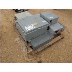 (1) LOT ELECTRICAL PANELS