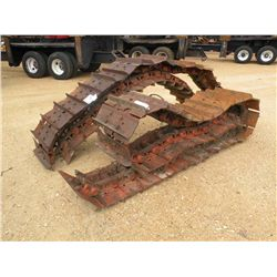 """26"""" TRACKS FOR CRAWLER TRACTOR"""