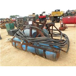 """12"""" FLOATING HYDRAULIC DRIVEN WATER PUMP"""