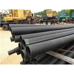"""(1) LOT 4"""" ABS SEWER PIPE FLEXIBLE"""