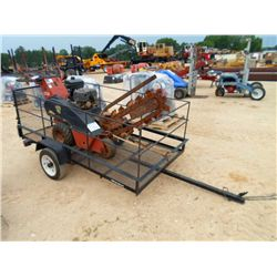DITCH WITCH 1230H WALK BEHIND TRENCHER
