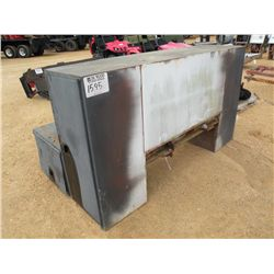 FRAME MOUNTED TOOL BOXES