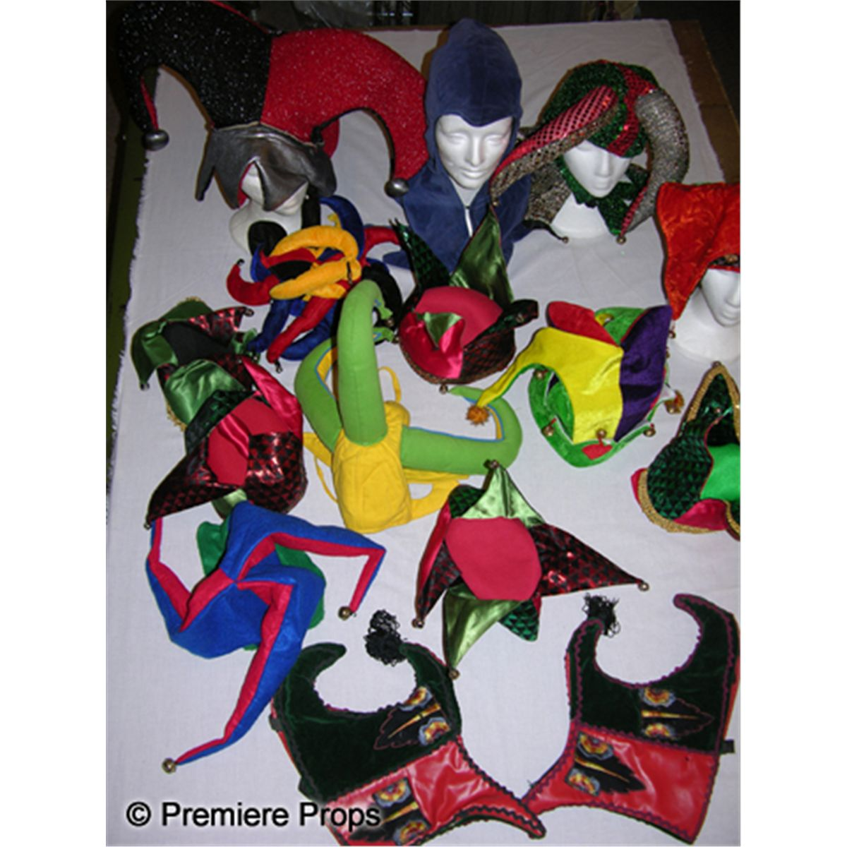 d8838059d3d Image 1   Lot of Jester Hats   Pieces