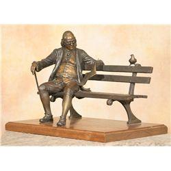 George Lundeen, bronze