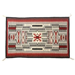 Navajo Klagetoh Weaving, 69 x 45
