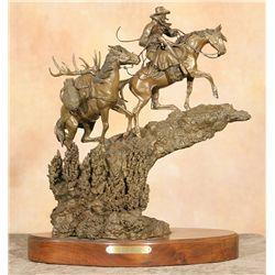 Bob Grieves, bronze