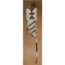 Sioux Knife Case, 19th century