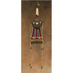 Kiowa Strike-a-Lite Bag, circa 1860