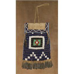 Kiowa Apache Strike-A-Lite Case, 20th century