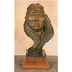 Harold Holden, bronze