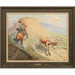 Dan Cody Muller, oil on canvas