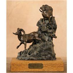 Ross Sutherland, bronze