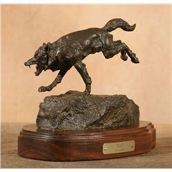 Pop Weaver, bronze