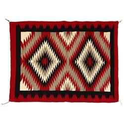 Navajo Chinle Weaving, 59 x 45, 1950s