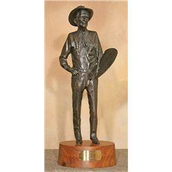 William Rains, bronze