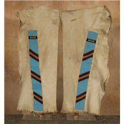 Blackfeet Leggings, 19th century