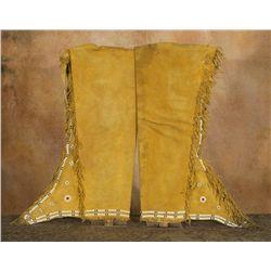 Cheyenne Leggings, 19th century