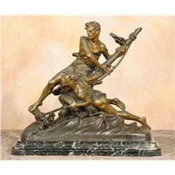 Edouard Drouot, antique bronze