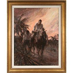 W. H. D. Koerner, oil on canvas