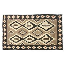 Navajo Crystal Weaving, 98 x 59, 1930s