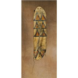 Crow parfleche Knife Case, 19th century