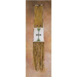 Cheyenne Tobacco Bag, 19th century