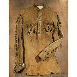 Crow Scout Jacket, 19th century