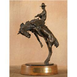 J. K. Ralston, bronze