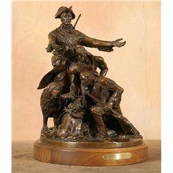 Stanley Wanlass, bronze