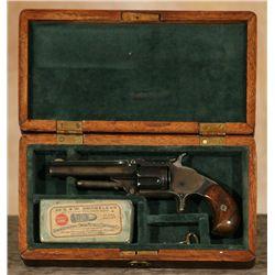 Smith & Wesson Single Action Revolver