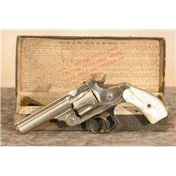 Smith & Wesson Double Action Revolver
