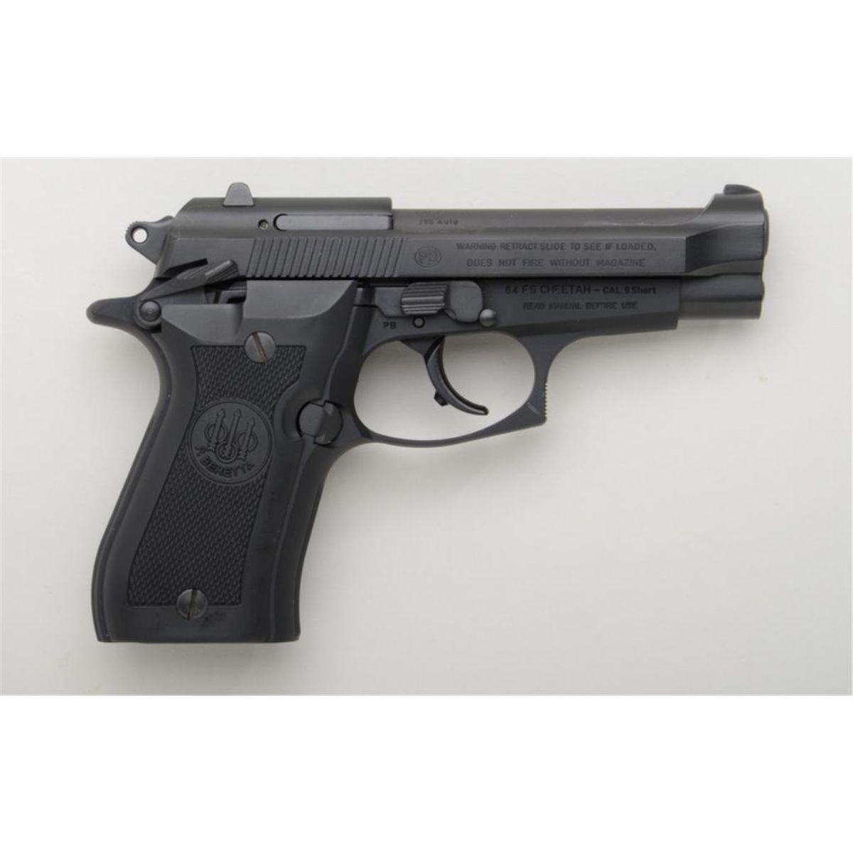 Beretta 84FS Cheetah, #H30296Y, 3 75