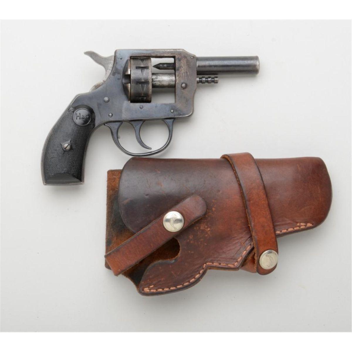 22 Revolver Blank Gun