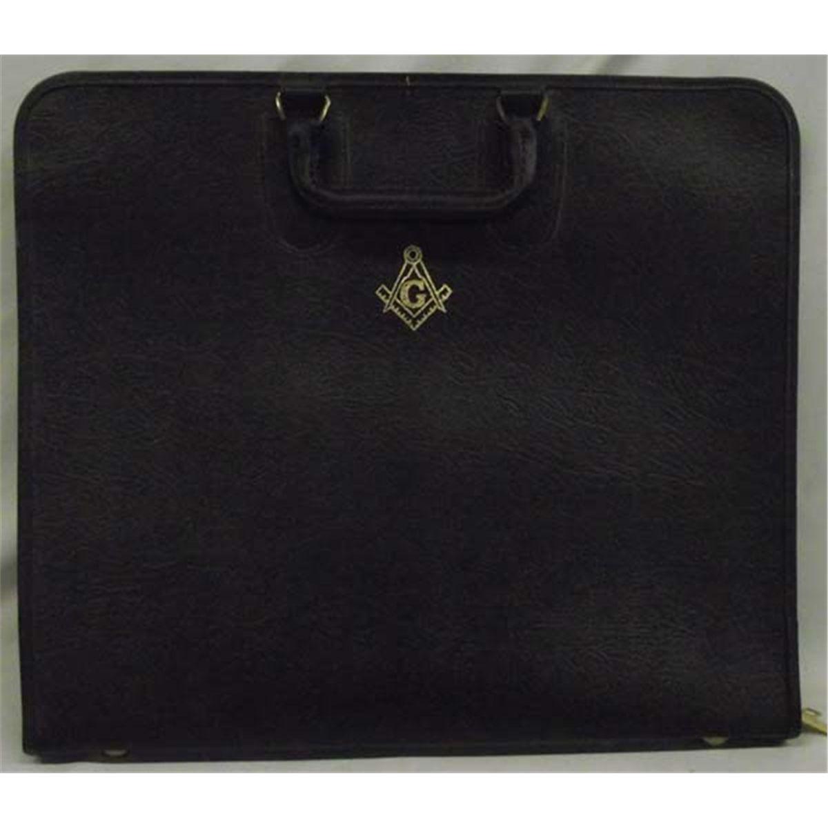 Vintage Worshipful Master Masonic Aprons & Case