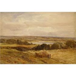 Harry Hine (1845-1941), RI, ROI, NWS, Haym...