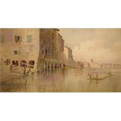 William Cannon (late 19th Century), Homewa...