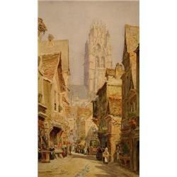 The Reverend Sir Hubert Medlycott, Bt. (18...